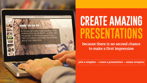 best alternative to Prezi and Powerpoint - emaze