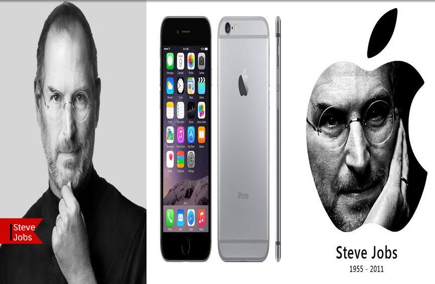 Steve Job's presentation