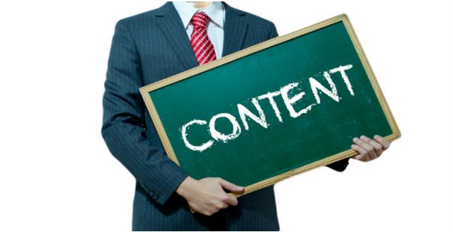 é hora de avançar criar conteúdo incrível