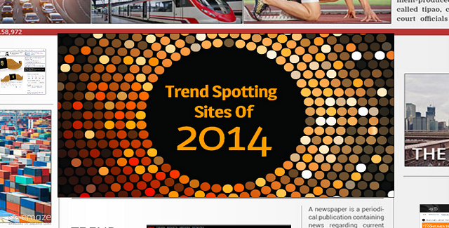 want to be updated check out these trend spotting sites