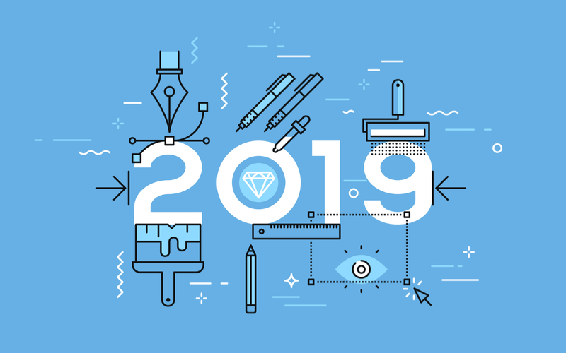 2019 design tools new year